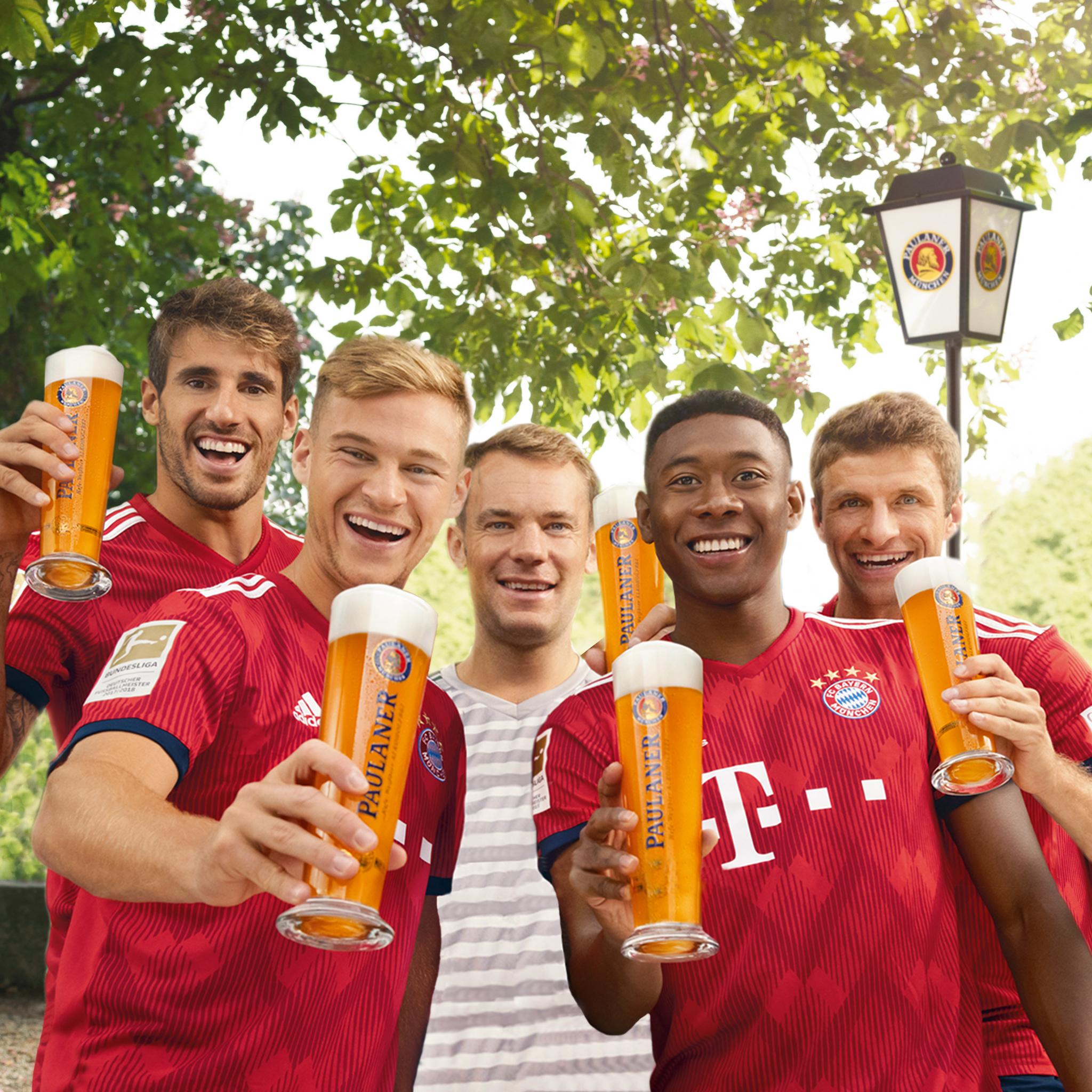 FC Bayern München | Paulaner Brauerei München